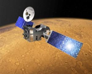 Trace Gas Orbiter © ESA - Ducros