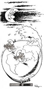Oceanic tides - 1980-1981