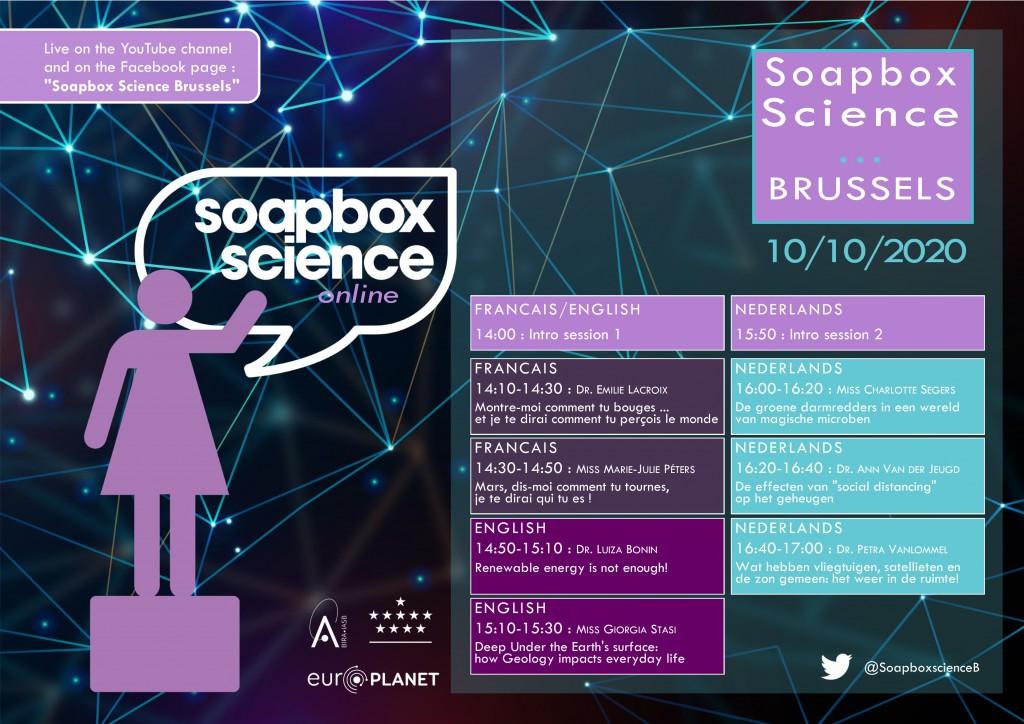 SoapBox-ProgrammeFlyer